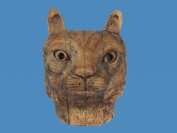Kings Lynn cat head