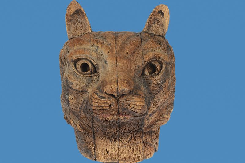 Kings Lynn cat head