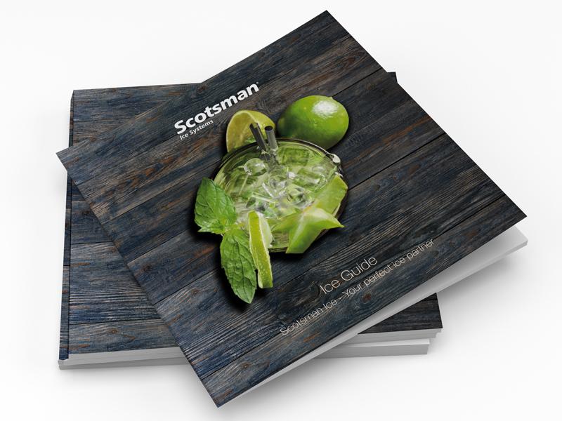 Scotsman Ice Guide cover design