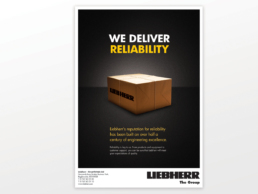 Liebherr Advert