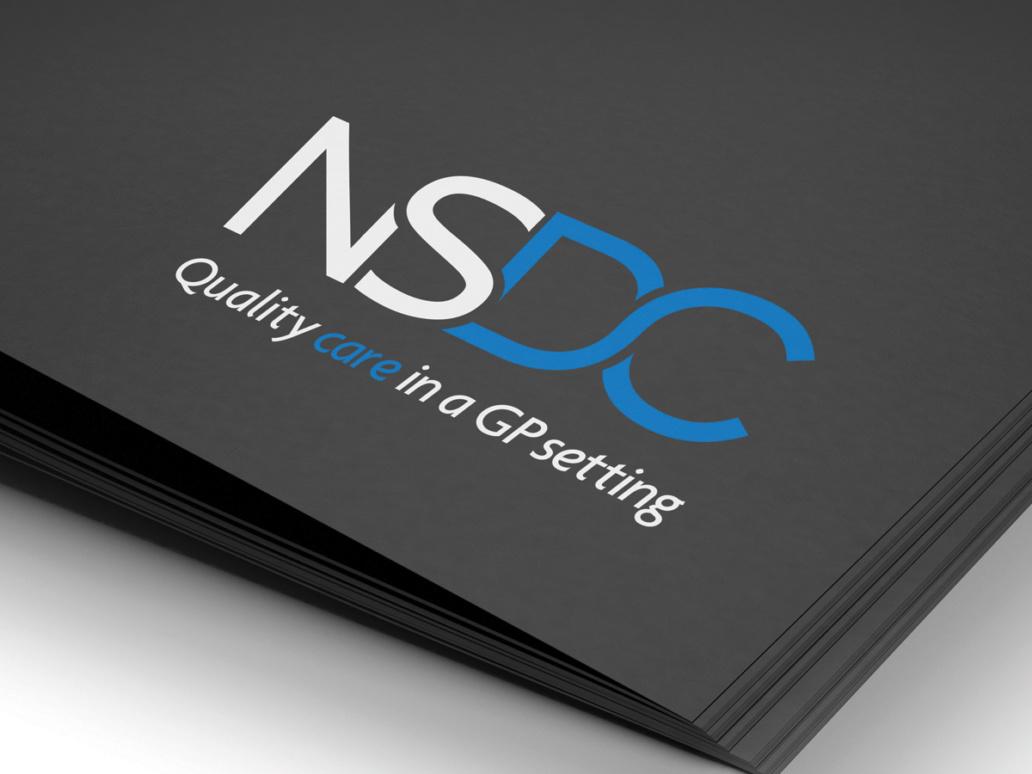 NSDC Norwich logo by studio spark