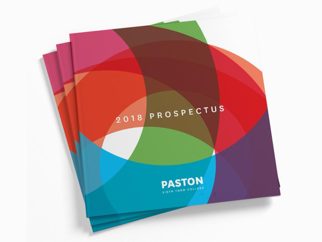 Paston Sixth Form College Prospectus Ideas